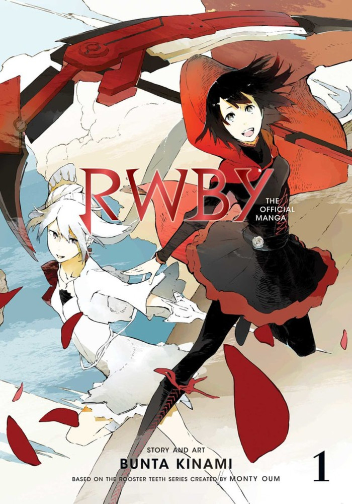 RWBY The Official Manga - Volume 1