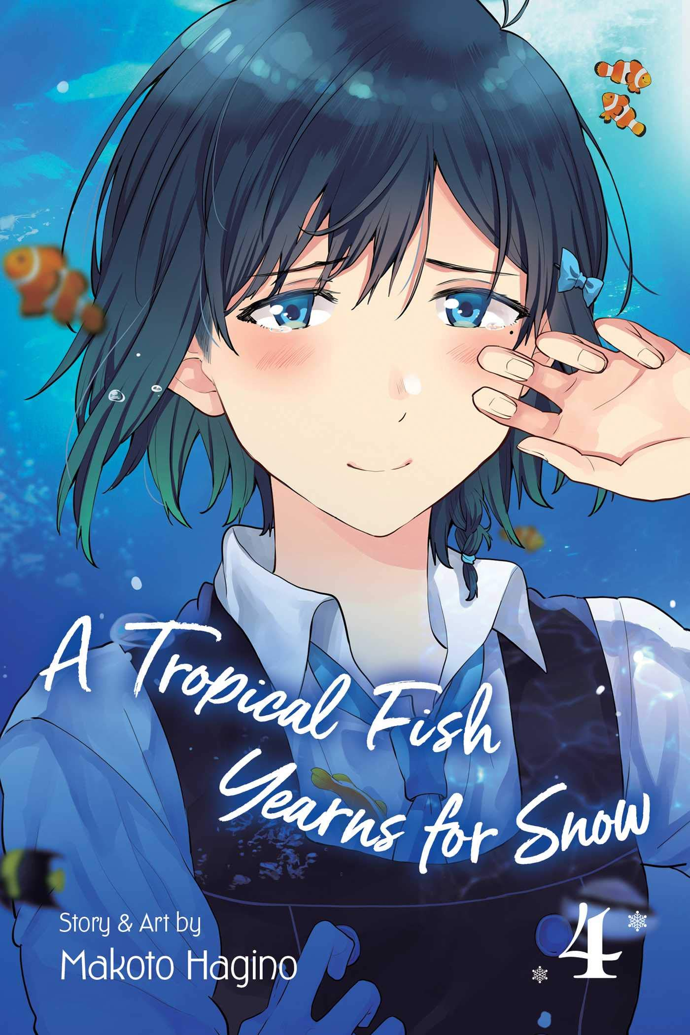 A Tropical Fish Yearns for Snow, Volume 4
