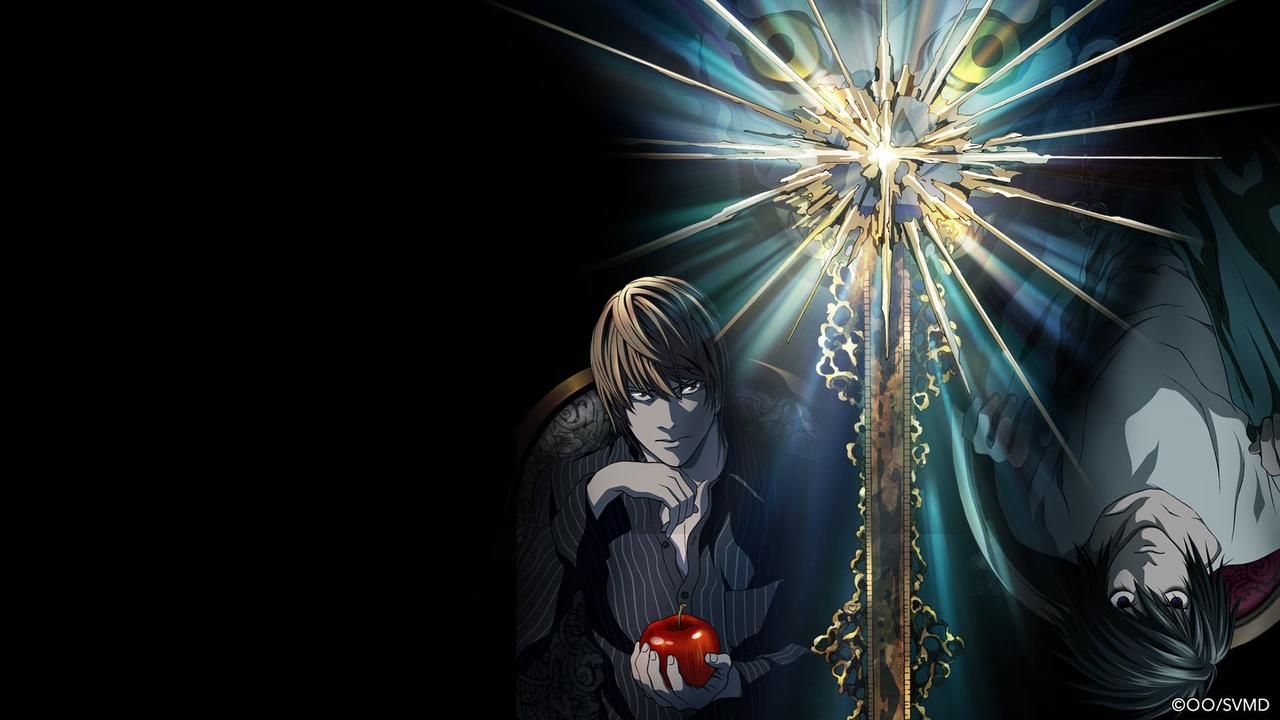 Best Anime on Hulu - Death Note