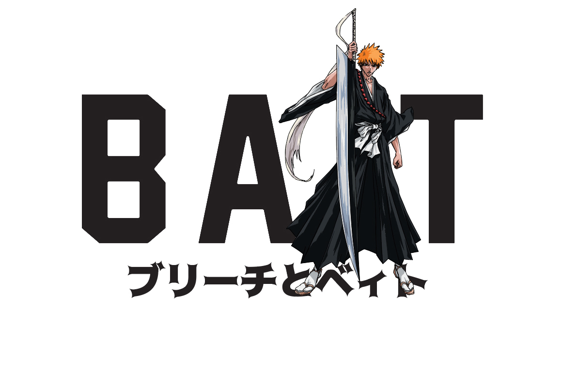 Bleach x BAIT Collection Release