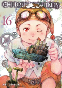 Children of the Whales, Volume 16