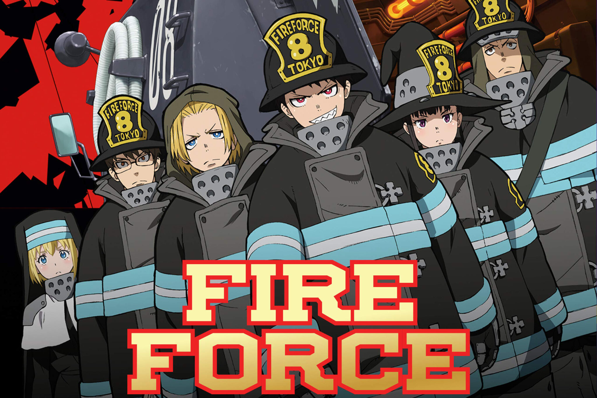 Fire Force, Season 1 Opening Themes