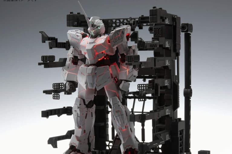MGEX Unicorn Gundam Ver.Ka Announcement