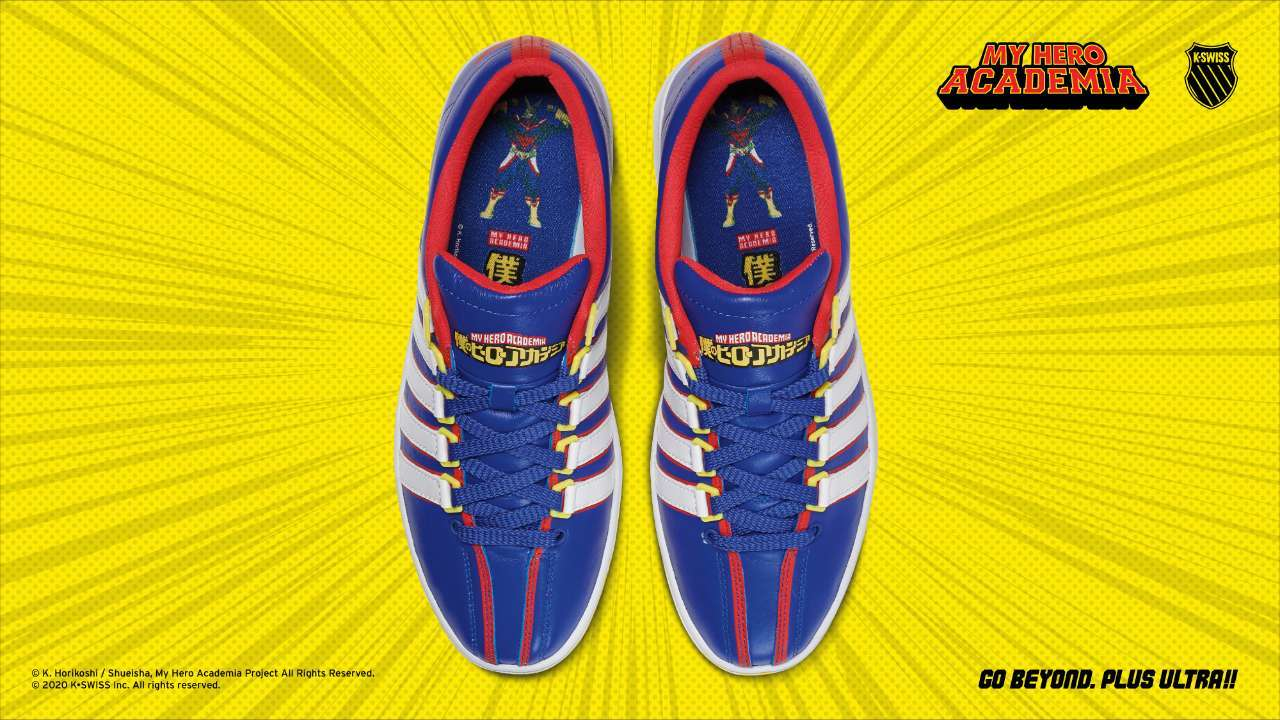 My Hero Academia Kswiss All Might Top View