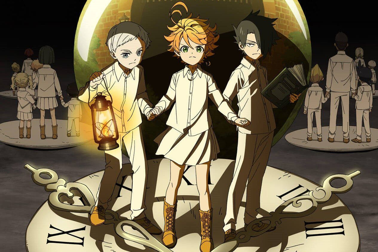The Promised Neverland Opening Theme