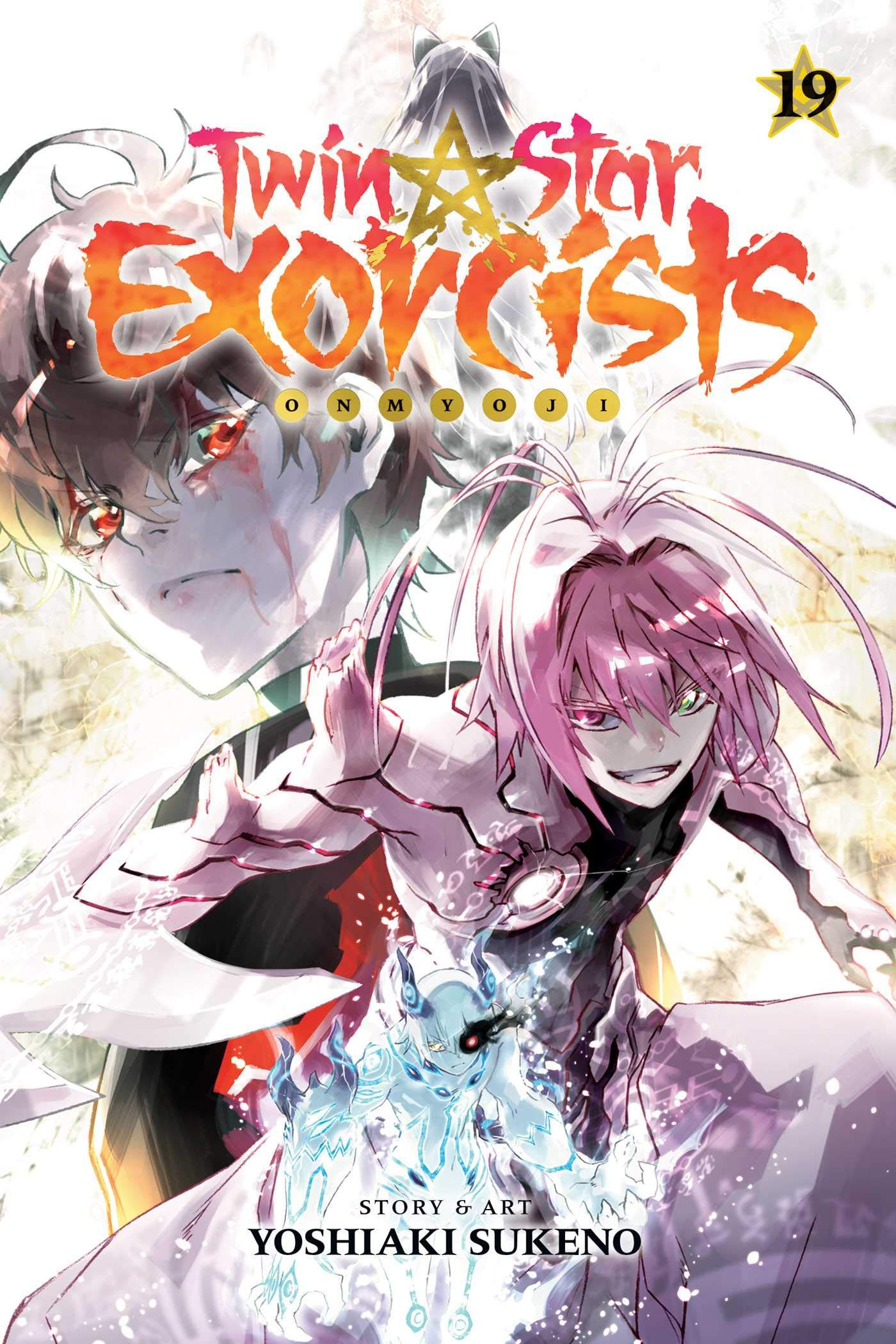 Twin Star Exorcists, Volume 19