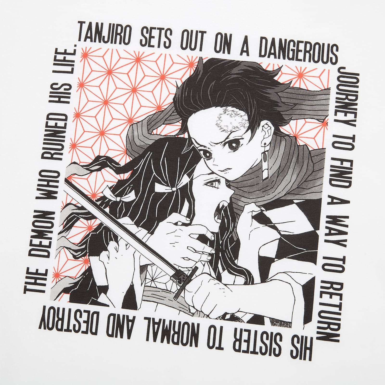 Uniqlo Manga Demon Slayer UT Collection 3