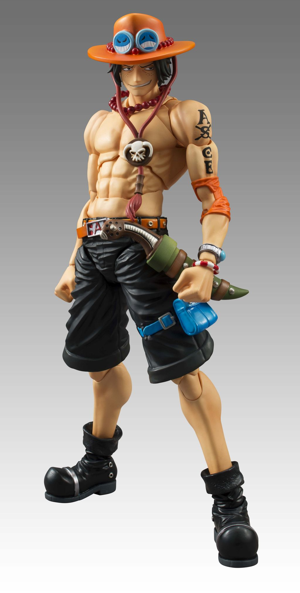 Variable Action Heroes: ONE PIECE - Portgas D. Ace (Resale) 1