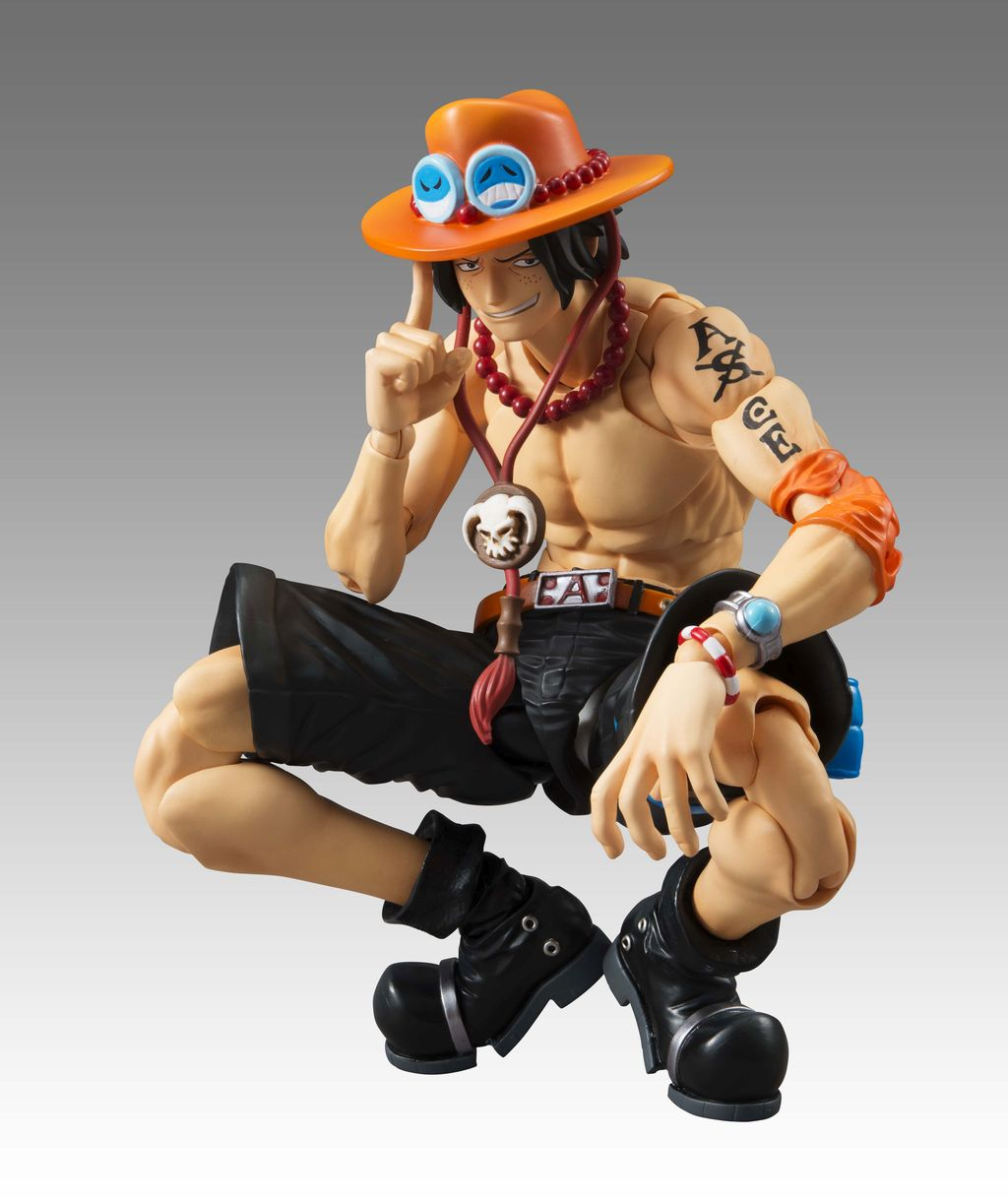 Variable Action Heroes: ONE PIECE - Portgas D. Ace (Resale) 3