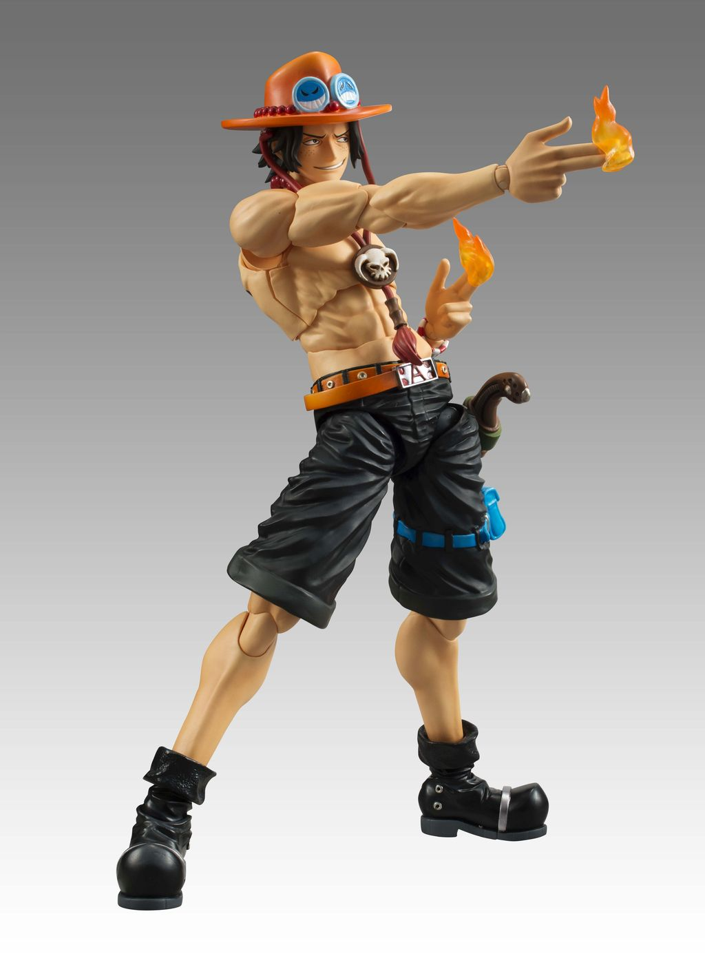 Variable Action Heroes: ONE PIECE - Portgas D. Ace (Resale) 4