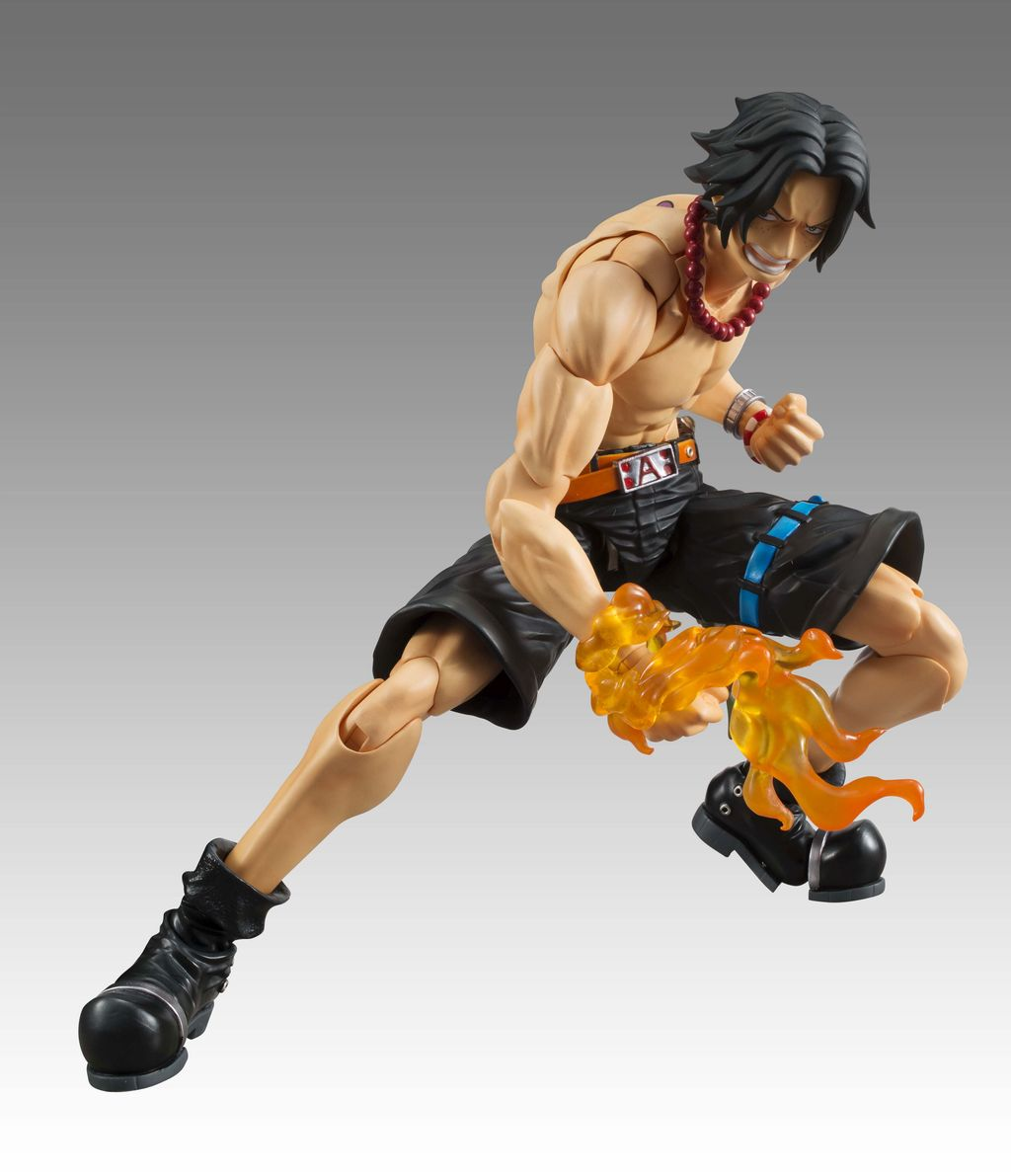 Variable Action Heroes: ONE PIECE - Portgas D. Ace (Resale) 5