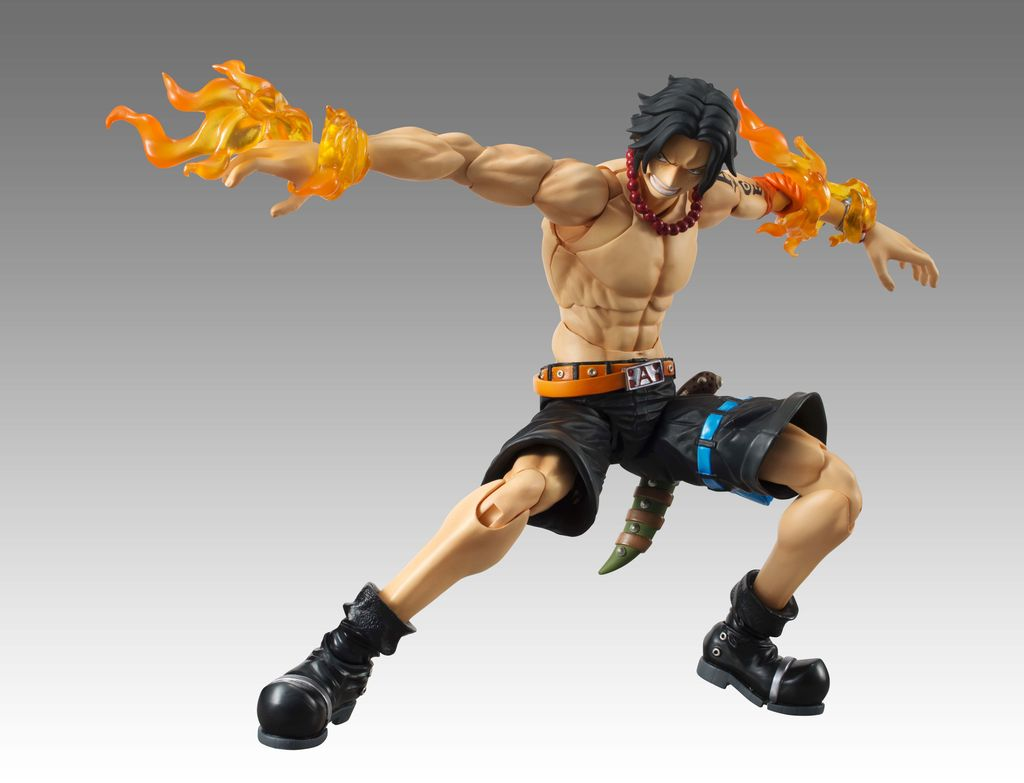 Variable Action Heroes: ONE PIECE - Portgas D. Ace (Resale) 6