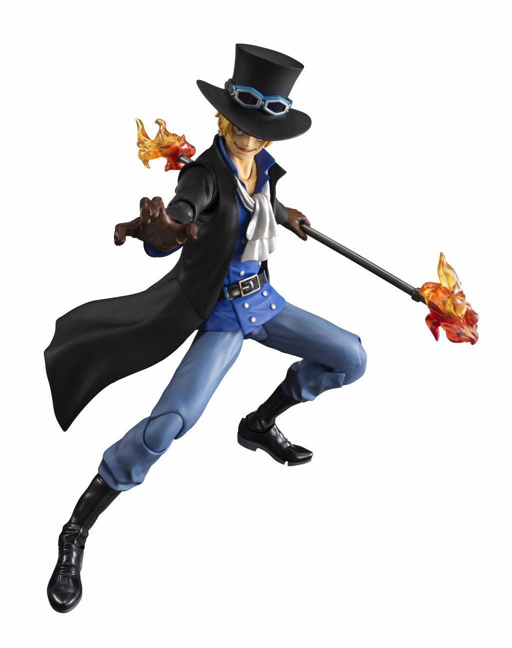 Variable Action Heroes: ONE PIECE - Sabo (Resale) 4