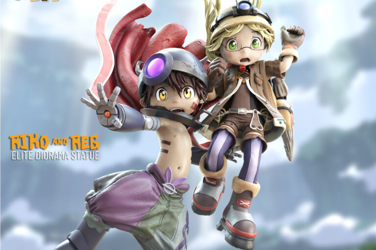 Preorder Announced for Figurama's Made in Abyss Statue