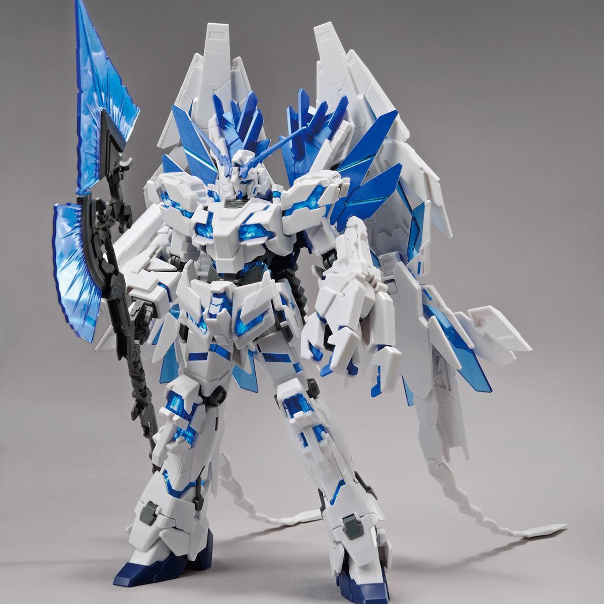 HG 1/144 The Gundam Base Limited Unicorn Gundam Perfectibility (Destroy Mode)
