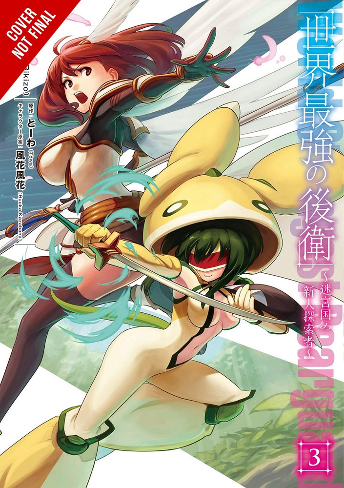 The World's Strongest Rearguard: Labyrinth Country's Novice Seeker, Volume 3 (Manga)