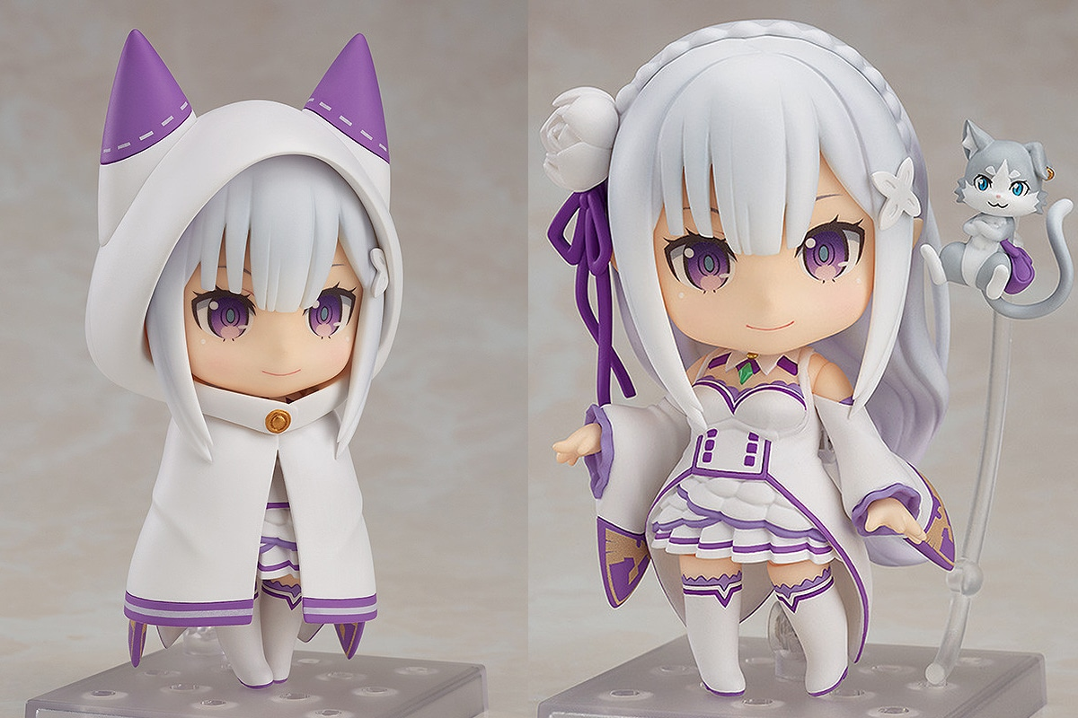 Nendoroids Releasing in October 2020