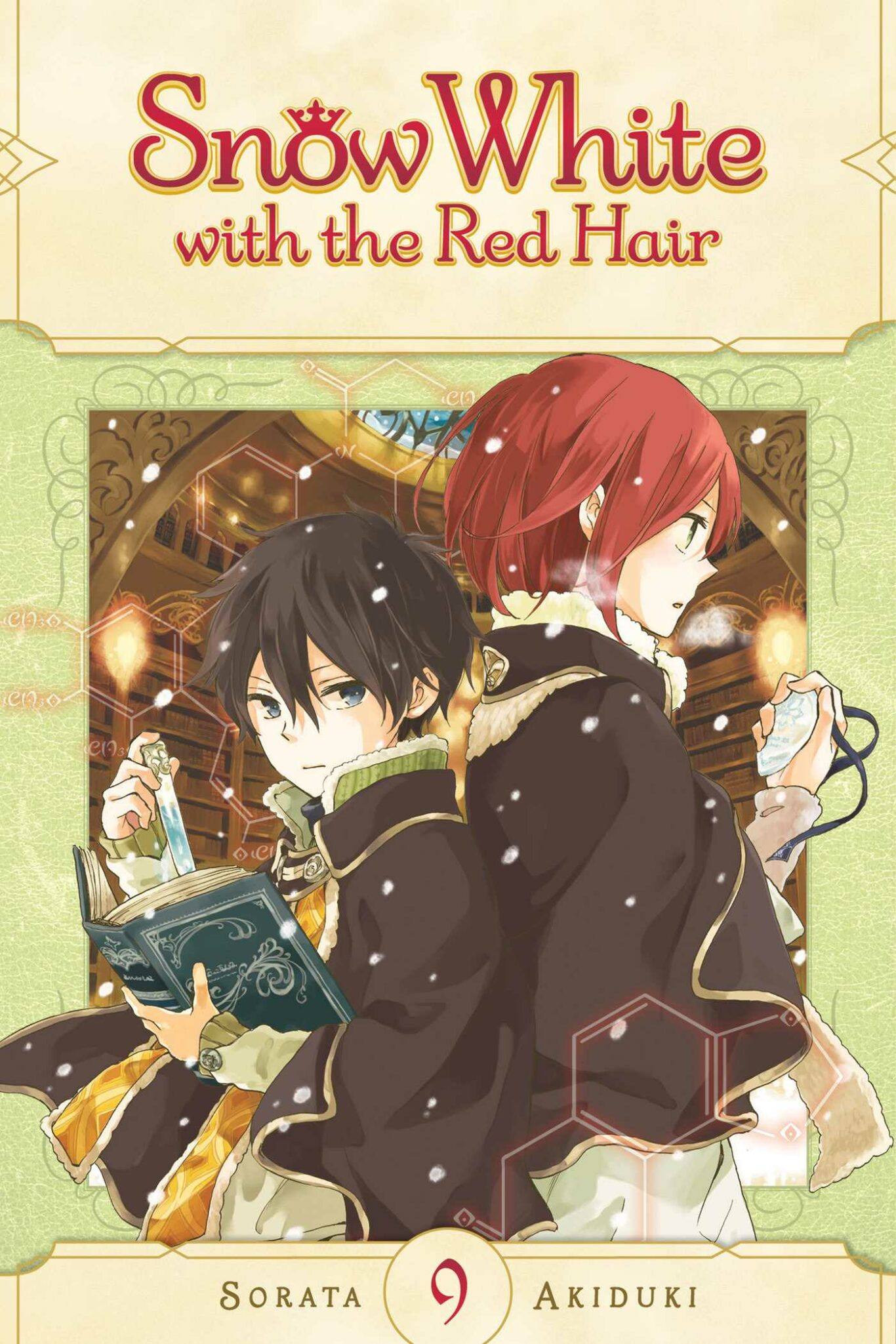 Snow White with the Red Hair, Volume 9