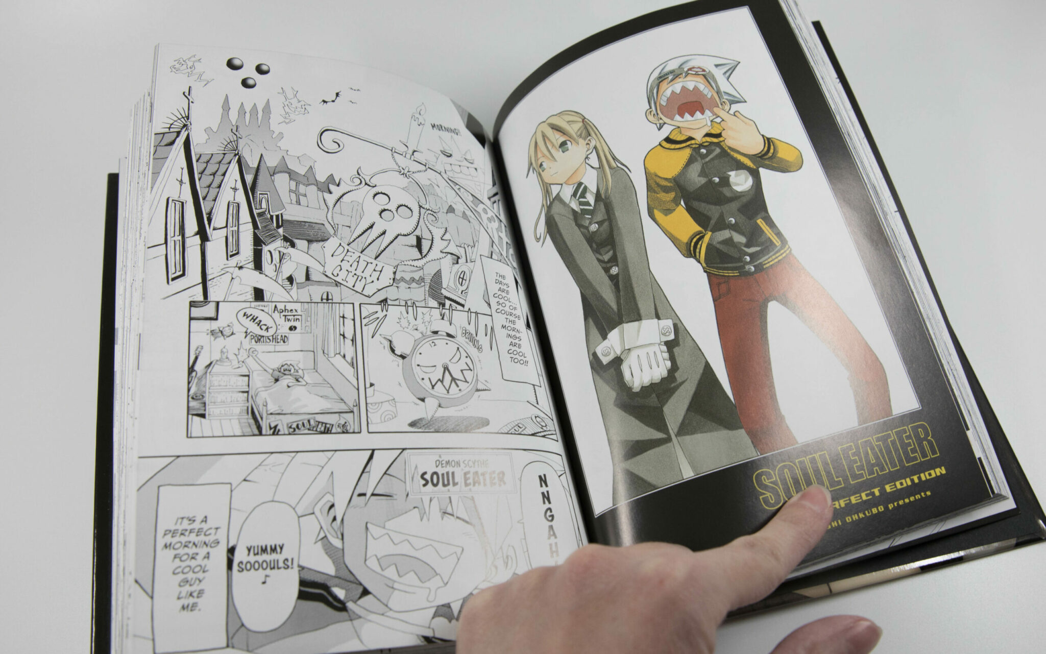 Soul Eater: The Perfect Edition 1 Review 7