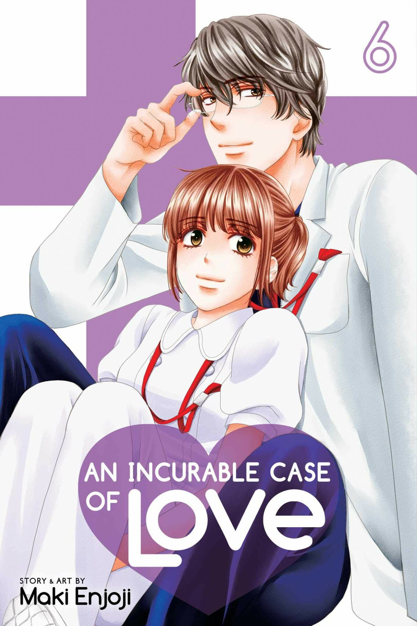 An Incurable Case of Love, Volume 6