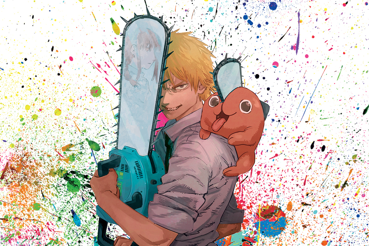 Chainsaw Man, Vol. 1 Review