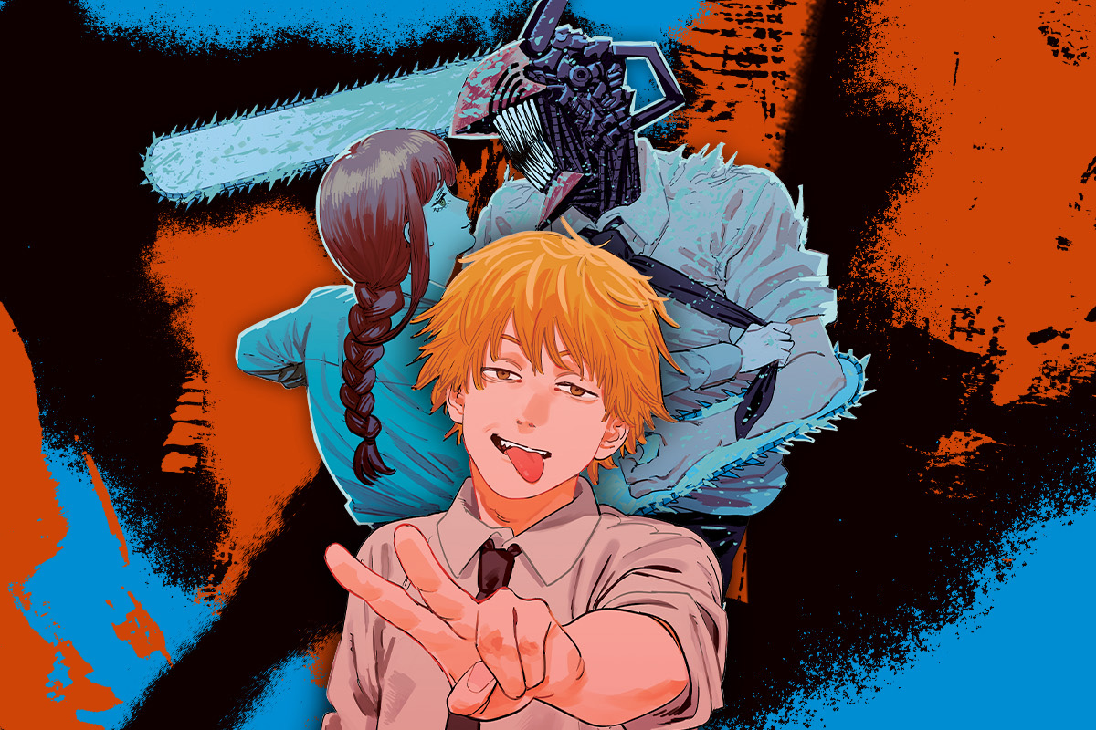 Manga that Need An Anime Adaptation - Chainsaw Man