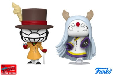 Funko NYCC 2020 Exclusives Anime