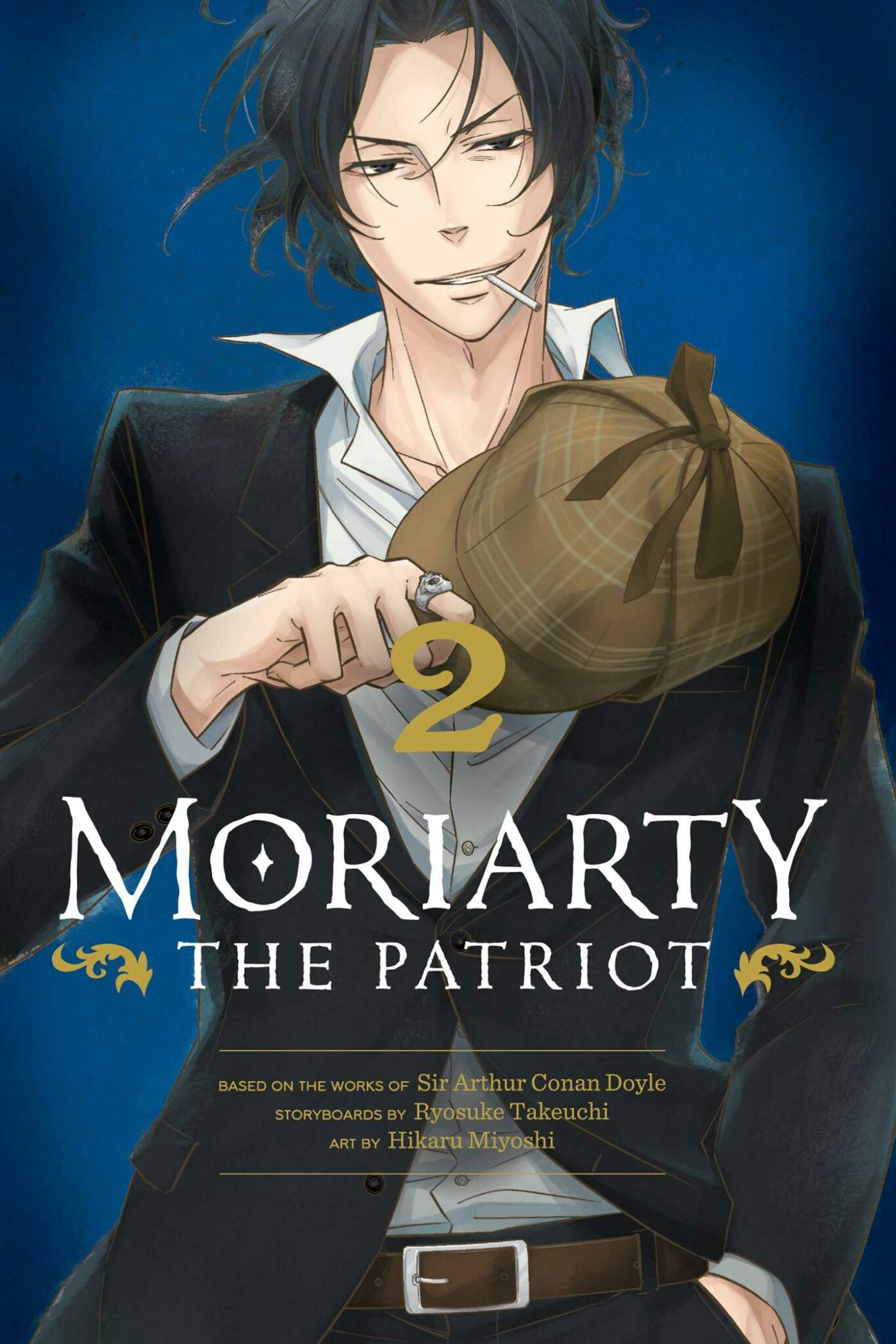 Moriarty the Patriot, Volume 2
