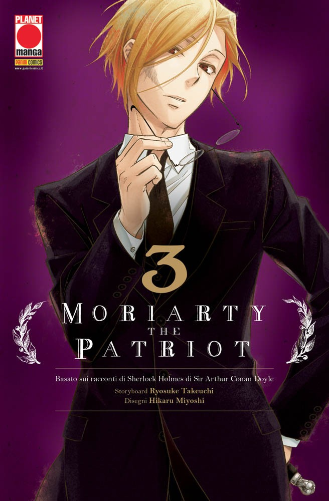 Moriarty the Patriot, Volume 3