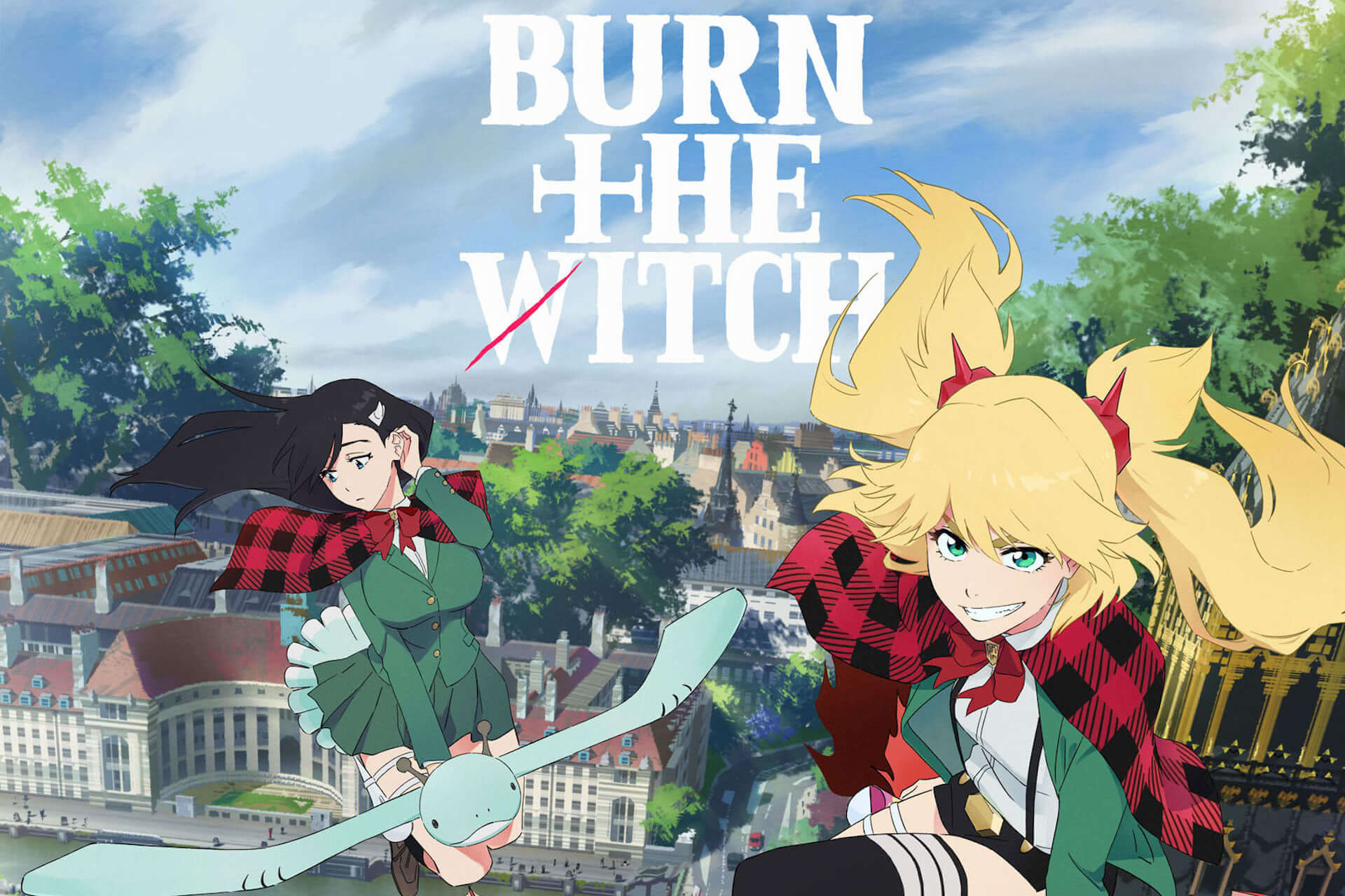 Most Anticipated Anime of Fall 2020 - Burn the Witch