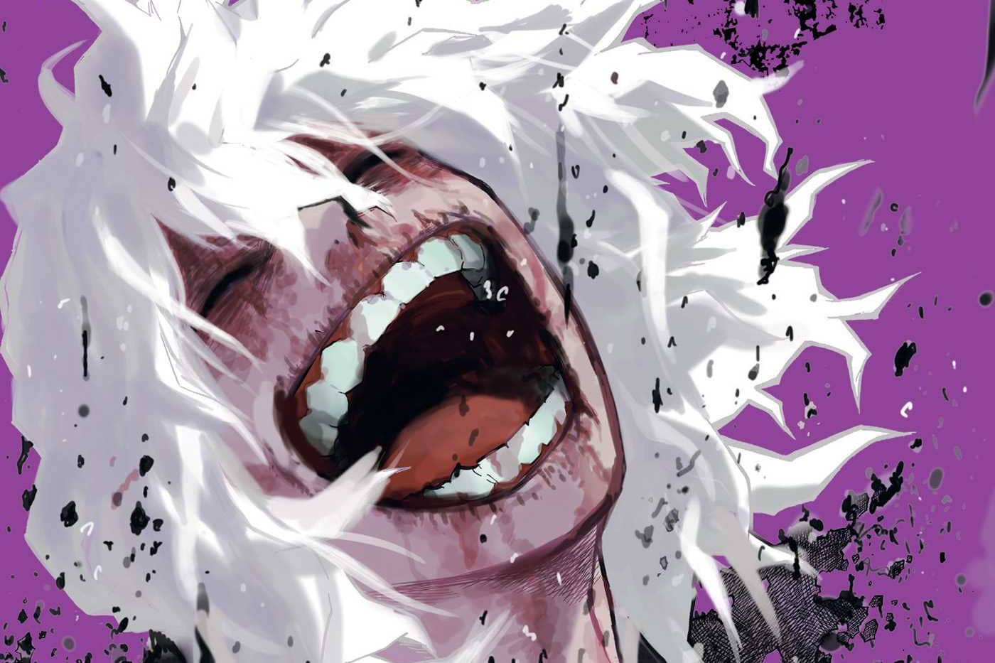 My Hero Academia, Volume 25 Review Tomura Shigaraki Origin