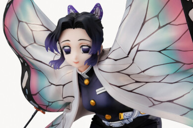 Megahouse Reveals New Line Kimetsu no Yaiba Gals