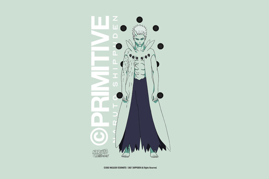 New Primitive Naruto Shippuden Collection Coming in October