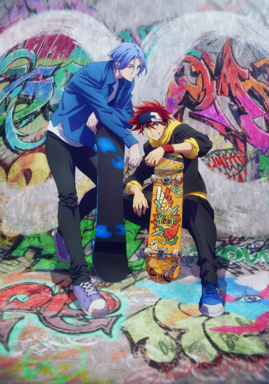 SK8 the Infinity Anime 2021