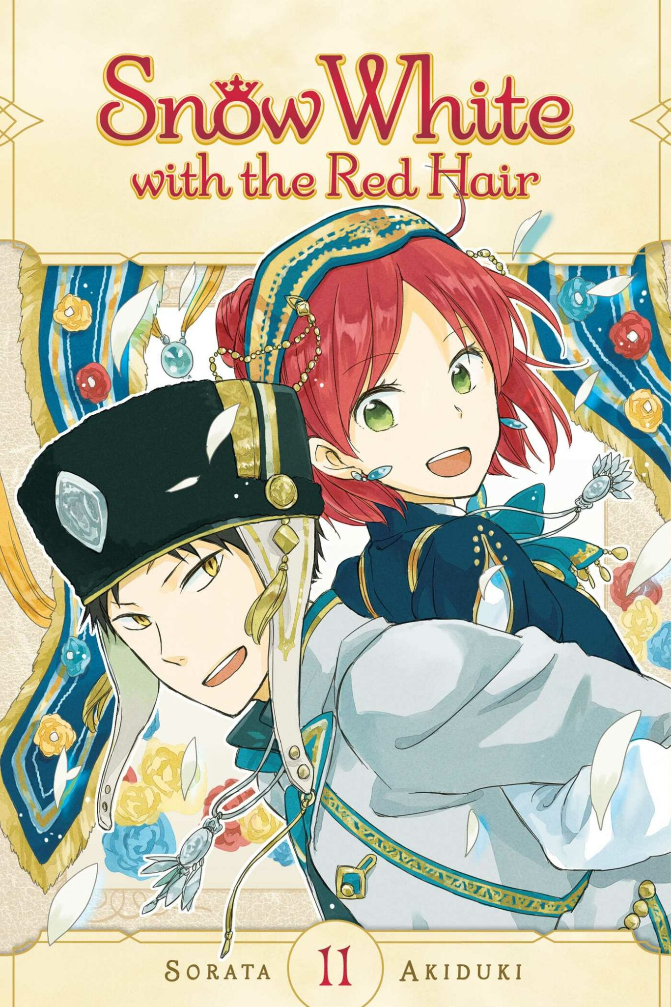 Snow White with the Red Hair, Volume 11