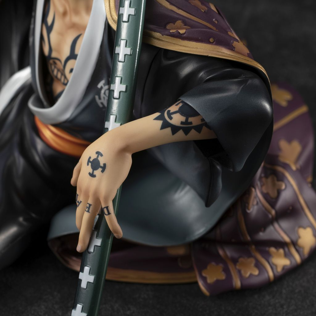 "Portrait.Of.Pirates: ONE PIECE ""Warriors Alliance"" Trafalgar Law 2"