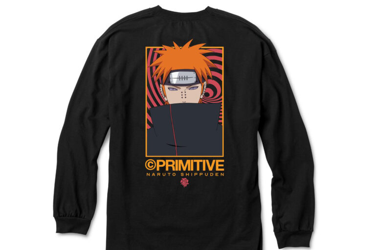 Best Anime Clothing - Primitive