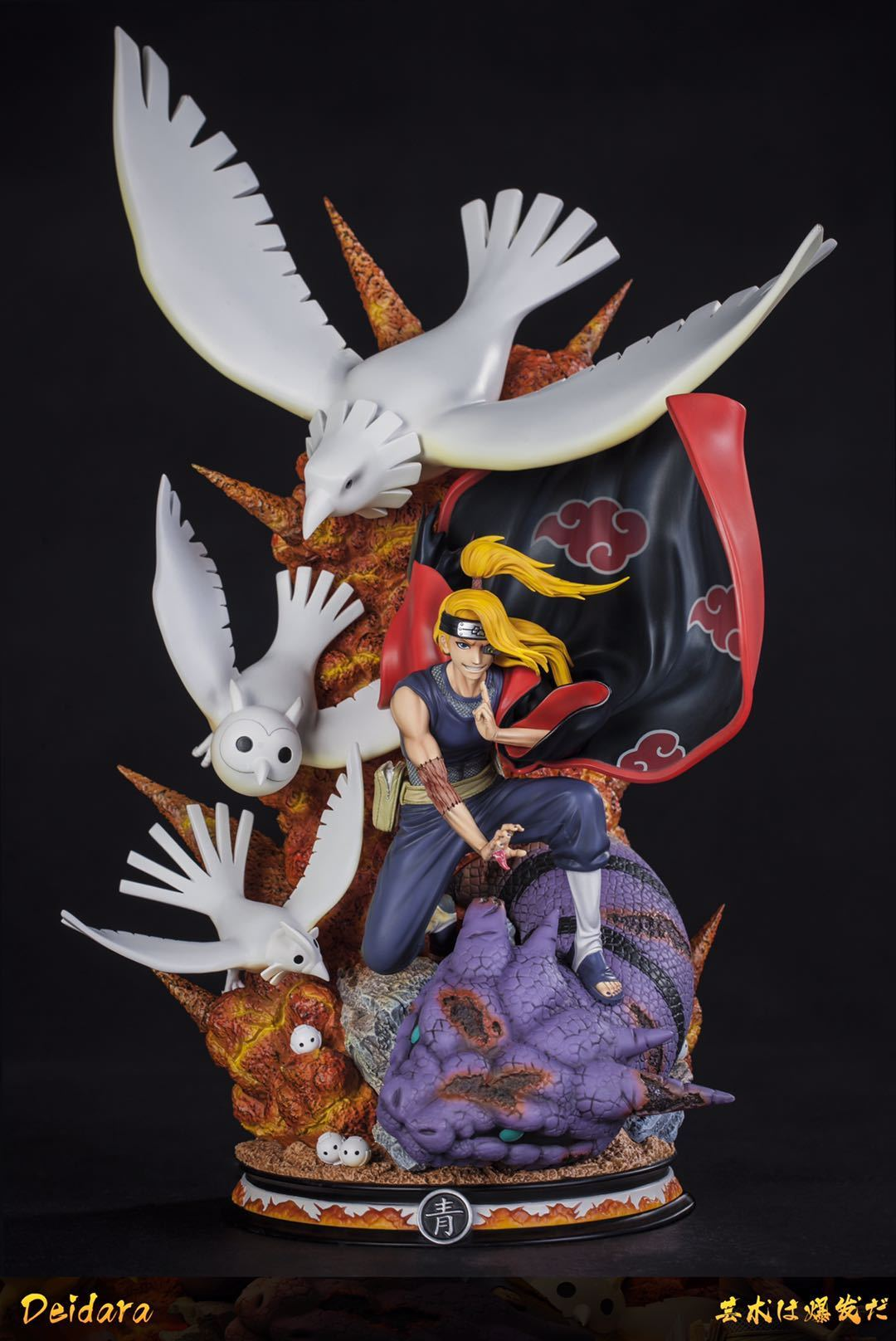 Clouds Studio Deidara 1/6 Scale Statue
