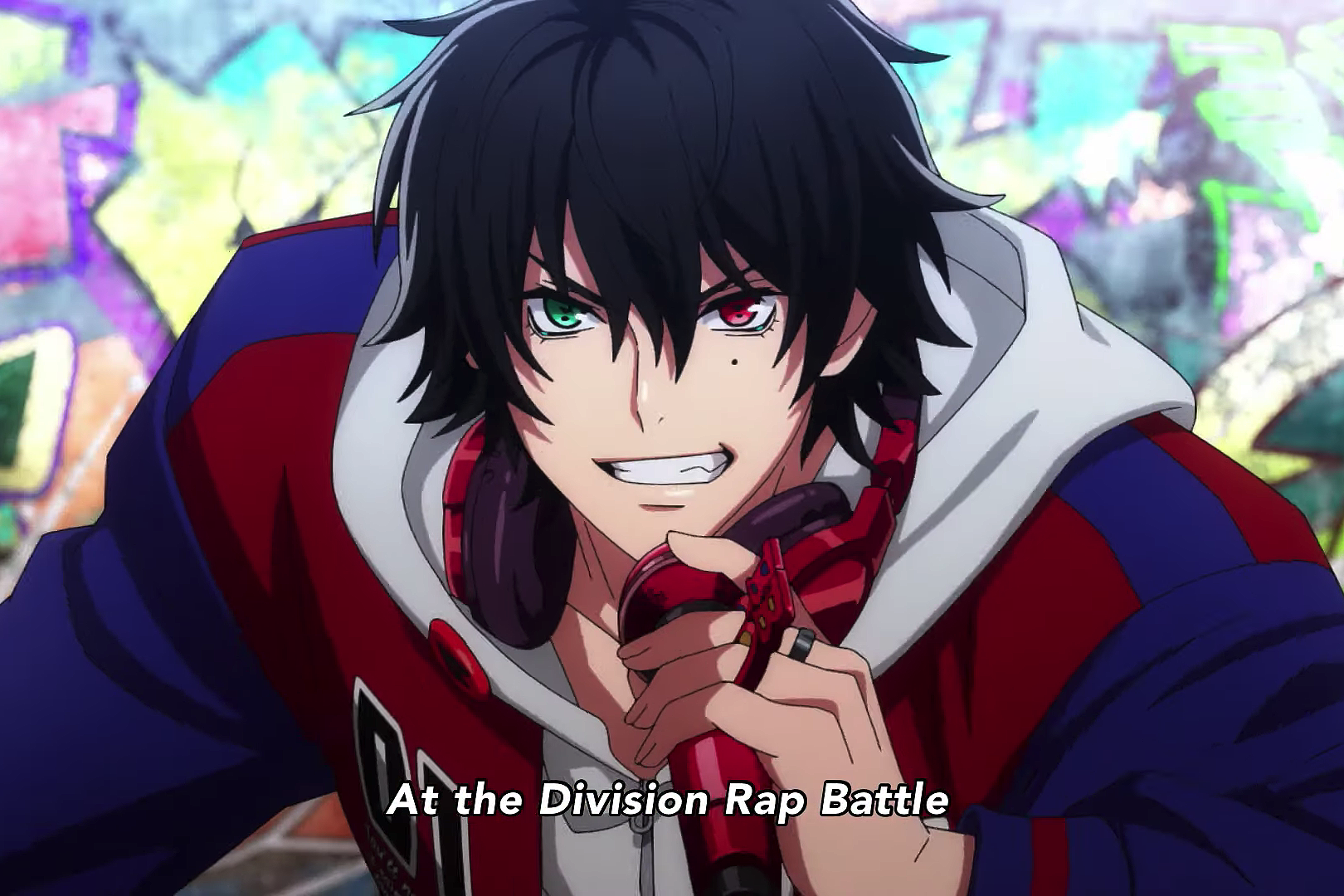 Our Favorite Anime Premieres of Fall 2020 So Far - Hypnosis Mic: Division Rap Battle – Rhyme Anima