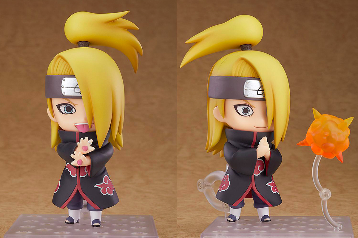 Good Smile Company's Deidara Nendoroid Is up for Preorder Now