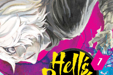 Hell's Paradise: Jigokuraku, Vol. 1 Review