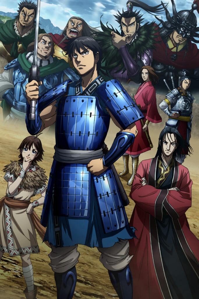 Kingdom, Season 3