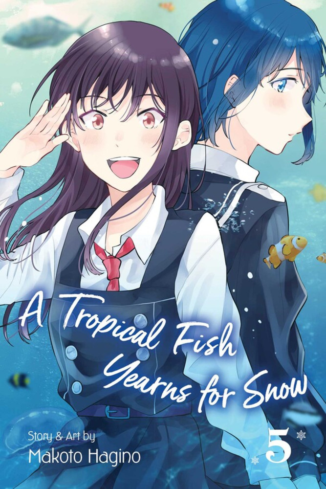 A Tropical Fish Yearns for Snow, Volume 5