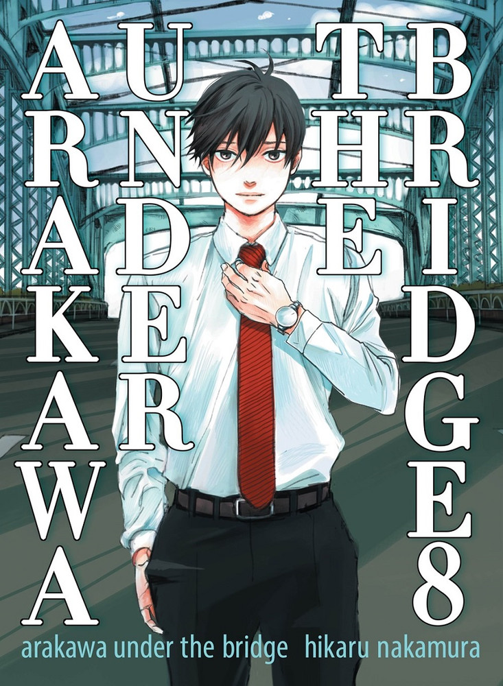 Arakawa Under The Bridge, Volume 8