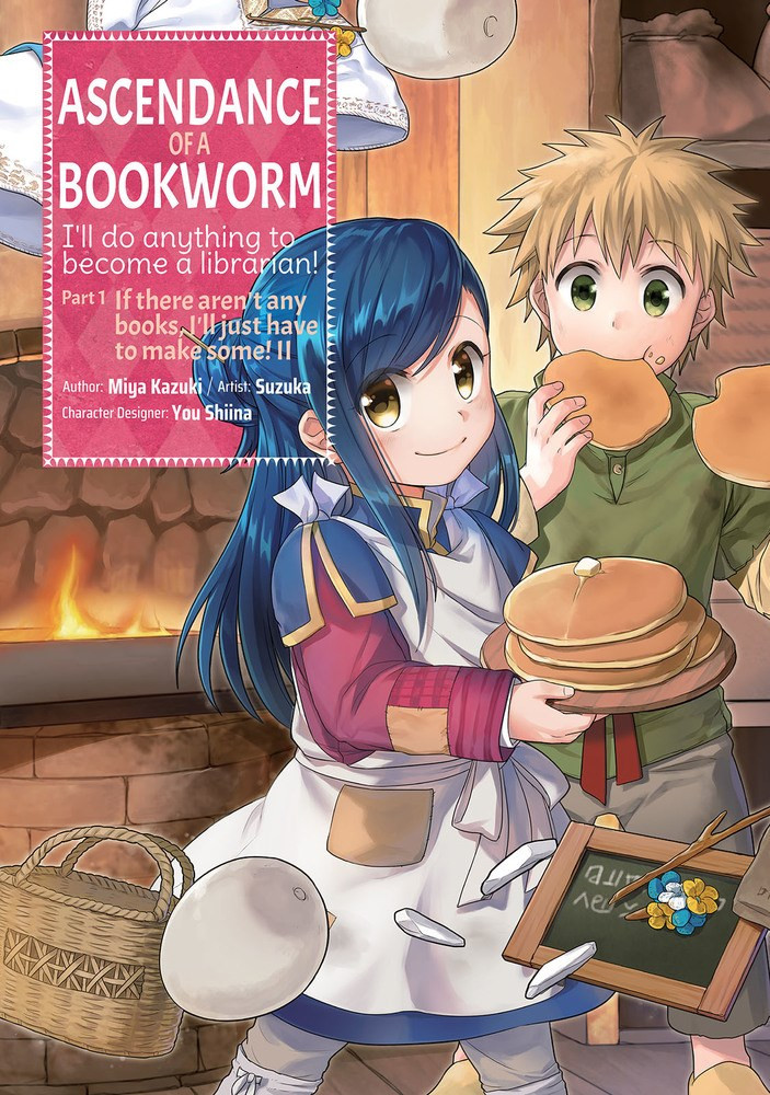 Ascendance Of A Bookworm Part 1, Volume 2 (Manga)