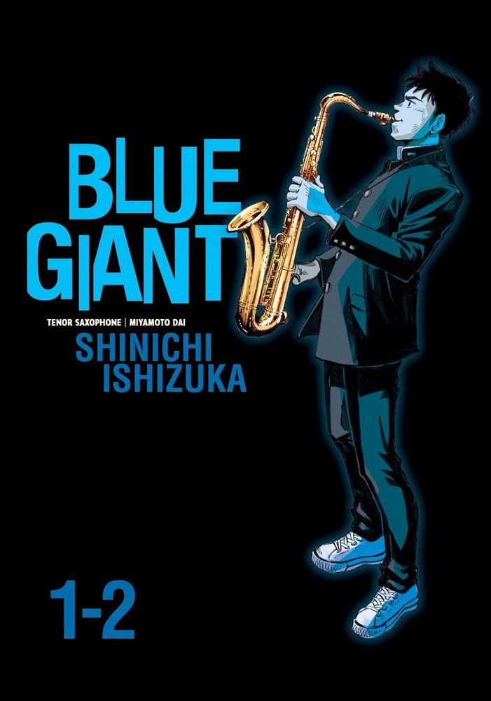 Blue Giant Omnibus 1 (Volumes 1-2)