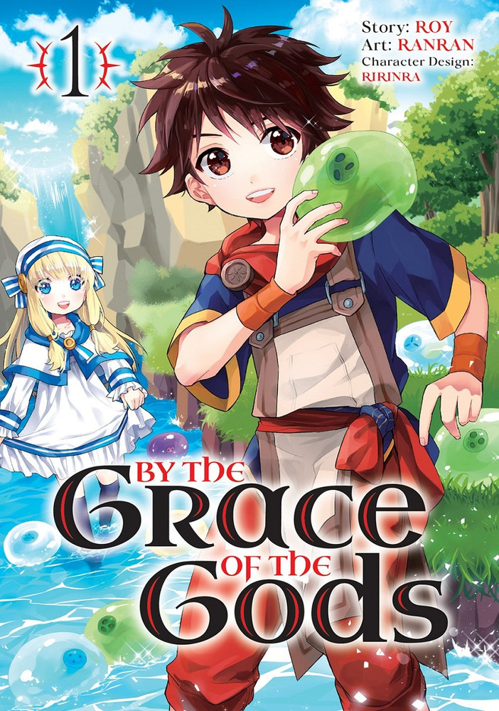 By The Grace Of The Gods, Volume 1 (Manga)