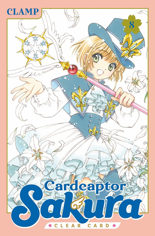 Cardcaptor Sakura Clear Card, Volume 8
