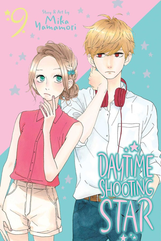 Daytime Shooting Star, Volume 9