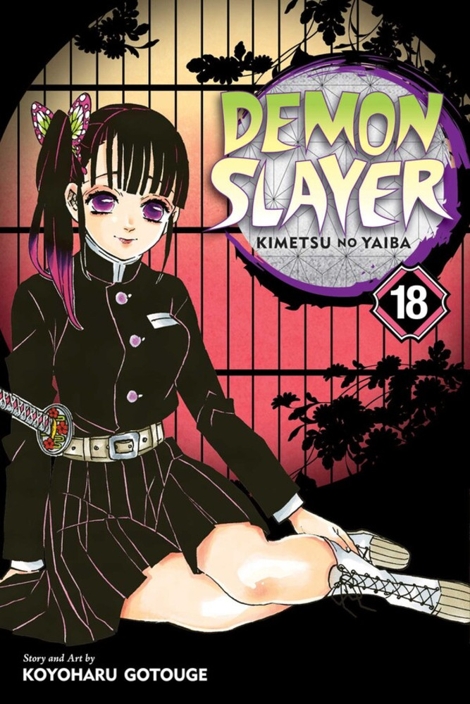 Demon Slayer Kimetsu no Yaiba, Volume 18